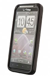 HTC TPU Case for HTC ThunderBolt 4G (Smoke Black)