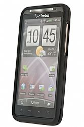HTC Hard Shell Case for HTC Thunderbolt 4G (Metallic Black)