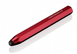 Just Mobile AluPen Stylus for iPad / iPhone (Red)