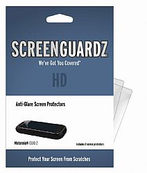 ScreenGuardZ+ HD Ultra-Slim Screen Protector for Motorola Cliq 2