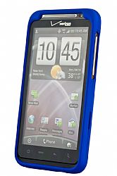 Naztech SnapOn Cover for HTC ThunderBolt (Blue)