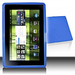 BlackBerry Gel Skin for Blackberry Playbook (Sky Blue)