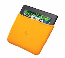 BlackBerry Neoprene Sleeve for BlackBerry PlayBook  / 7 inch Tablets Kindle Fire  (Orange)