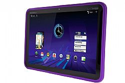 Motorola Gel Case for Motorola Xoom in Purple