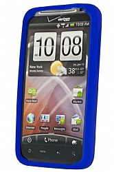 HTC Silicone Case for ThunderBolt (Cobalt Blue)