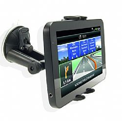 Arkon Windshield and Dash Mount for Samsung Galaxy Tab, BlackBerry PlayBook and other Tablets