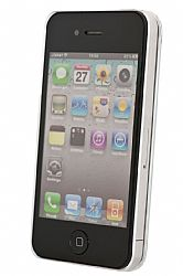 Dickies ICON 7 in 1 Polycarbonate Case for iPhone 4 in Clear -Includes 6 insertable patterns