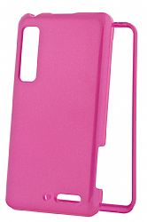 Xentris Wireless Snap On Cover for Motorola Droid 3 in Pink Sparkle