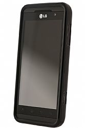 Wireless Solutions Dura-Gel case for LG Thrill 4G in Black