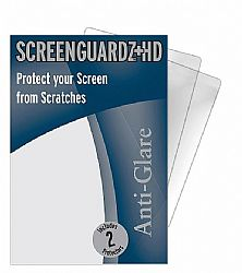 Screenguardz + HD Ultra-Slim Screen Protector for Blackberry Curve 9360/9370