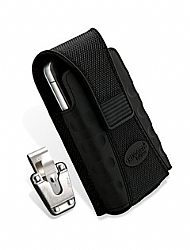 RuggedQX Small Vertical Pouch for iphone 4 in Black