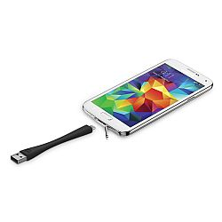 mophie memory-flex USB Cable for Devices with Micro Connector - Black