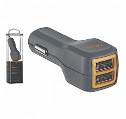 Ventev Vehicle Charger dual 1A port 12v w/o cable