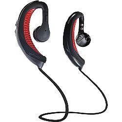 Yurbuds Focus Limited Edition Wireless Bluetooth Sport Earphones - Black / Red
