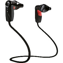 Yurbuds Inspire Limited Edition Wireless Bluetooth Sport Earphones - Black / Red