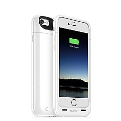 mophie Juice Pack Air Rechargeable External Battery Case for iPhone 6 (2750 mAh) - White