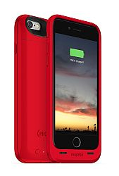 mophie Juice Pack Air SPECTRUM Collection External Battery Case for iPhone 6 (2750 mAh) - Red
