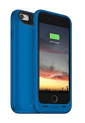 mophie Juice Pack Air SPECTRUM Collection External Battery Case for iPhone 6 (2750 mAh) - Blue