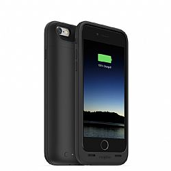 mophie Juice Pack Plus Rechargeable External Battery Case for iPhone 6 (3300 mAh) - Black