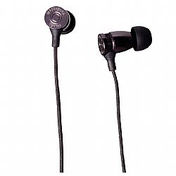 Motorheadphones Overkill In-Ear Headphones - Black