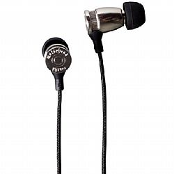 Motorheadphones Trigger In-Ear Headphones - Silver
