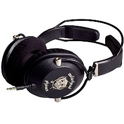 Motorheadphones Motorizer Over-the-Ear Headphones - Black OPEN BOX