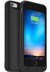 mophie Juice pack Reserve External Battery Case for iPhone 6 (1,840mAh) Black