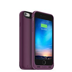 mophie Juice pack Reserve External Battery Case for iPhone 6 (1,840mAh) Purple