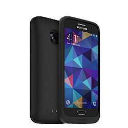 mophie Juice Pack Rechargeable External Battery Case for Samsung Galaxy S7 (2950 mAh) - Black