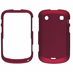Wireless Solutions Snap On Case for Blackberry 9900/9930 (Red)