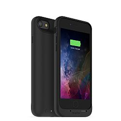 mophie Juice Pack Air Rechargeable External Battery Case for iPhone 7 Black (2,525 mAh)