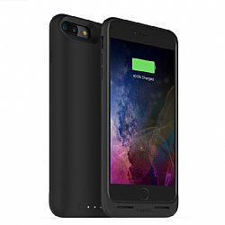 mophie Juice Pack Air Rechargeable External Battery Case for iPhone 7 Plus Black (2,420mAh)