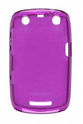 Wireless Solutions Dura-Gel Case for Blackberry Curve 9330 / 9360 / 9350 / 9370 (Purple)