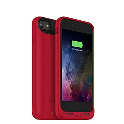 mophie Juice Pack Air Rechargeable External Battery Case for iPhone 7 Red (2,525 mAh)