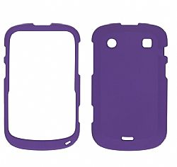Wireless Solutions Snap on Case for Blackberry 9900/9930 (Purple)