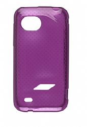 Wireless Solutions Dots Dura Gel for HTC Rezound (Purple)
