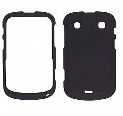 Wireless Solutions Bundle Snap On Case for Blackberry 9900/9930 (Black)