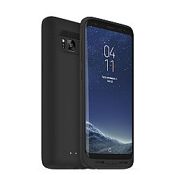 mophie juice pack for Samsung Galaxy S8 (2,950 mAh)- Black
