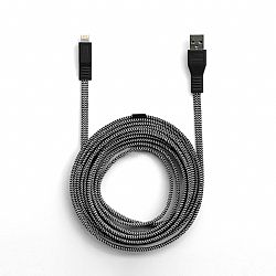 Lander Neve USB to Lightning Cable 10ft Black