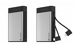 mophie Encore Plus - 20100 - Lightning & Micro USB - Black
