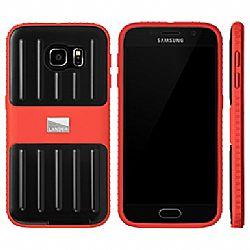 Lander Powell Samsung Galaxy S6 Case Red