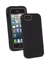 Ventev coregridx Case for Apple iPhone 5/5s - Gray/Black