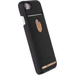 Krusell Timra 3 Card Cover for Apple iPhone 7/8 - Black