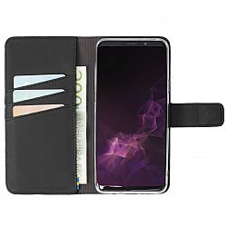 Krusell Loka FolioWallet 2in1 for Samsung Galaxy S9+ in Black