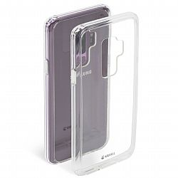 Krusell Kivik Cover for Samsung Galaxy S9 - Transparent