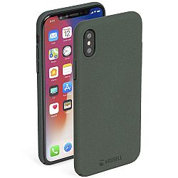 Krusell Sandby Cover for Apple iPhone Xs Max - Moss