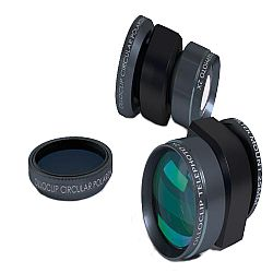 Olloclip Telephoto Lens + Circular Polarizer for iPhone 5