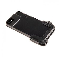 Olloclip Quick Flip Case and Pro Photo Adapter For iPhone -5 and iPod Touch -Black
