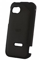 HTC Hard Shell Case for HTC Rezound in Black