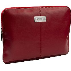 Krusell 71159 Luna Sleeve for iPad 4/New iPad/iPad 2, Motorola Xoom, Galaxy Tab 10.1 and Other Tablets 10 inch - Red